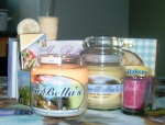 Lady Via Bella Boutique Is about home fragrances developed by Mia Bella, along with bath and body products and includes car fresheners, large jar candles, votive's and more.