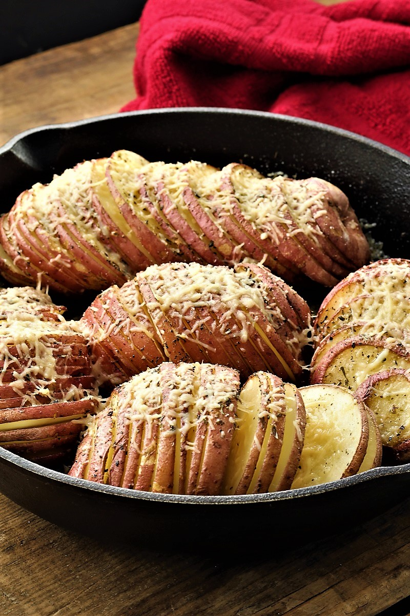 My Recipe Treasures Italian Potatoes with Parmesan Cheese